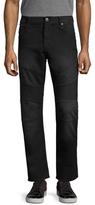 True Religion Geno Motorcycle Jeans