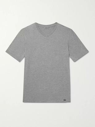 Hanro Melange Jersey T-Shirt