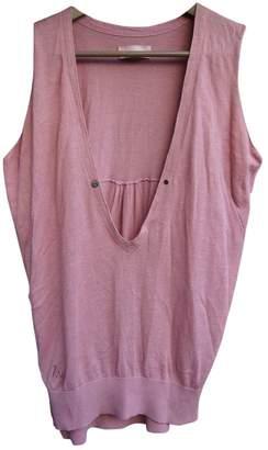 Zadig & Voltaire \N Pink Cotton Knitwear