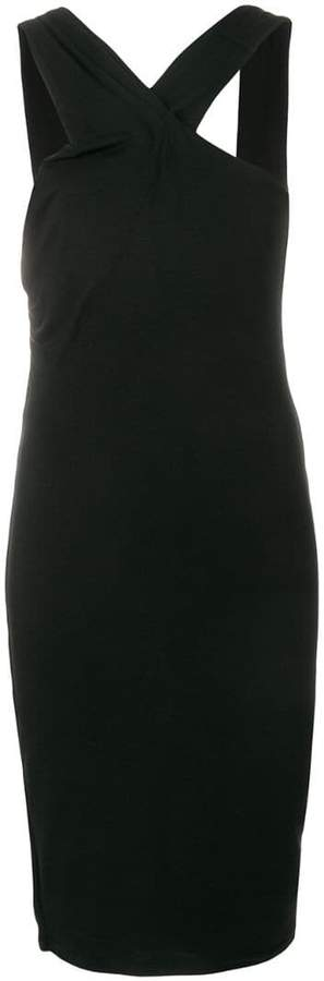 Alexander Wang crossover strap dress