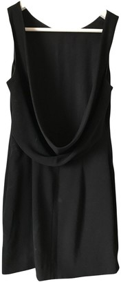 Alexander Wang Black Silk Dresses