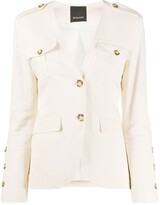 Pinko Etabeta multi-pocket blazer