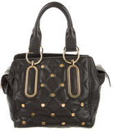 See by Chloe Quilted Leather Satchel