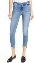 Frame Le High Step Hem Crop Skinny Jeans