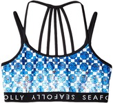 Seafolly Aqua Fit Crop Top (Big Kids)
