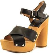Dolce Vita Tildah Women US 10 Black Platform Heel