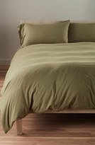 Calvin Klein Home Calvin Klein Modern Cotton Collection Cotton & Modal Duvet Cover