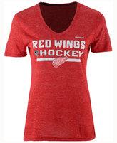 Reebok Women's Detroit Red Wings Freeze T-Shirt
