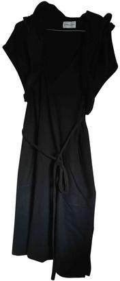 Tsumori Chisato Black Cotton Skirt for Women