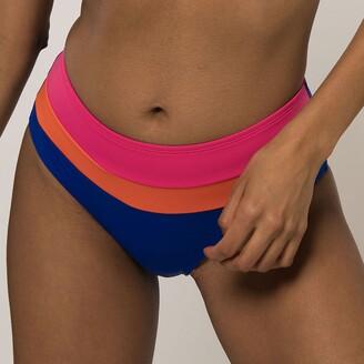 Dorina Vallarta High Waist Bikini Bottoms