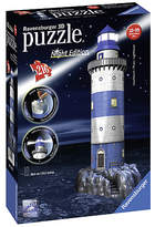 Ravensburger inchNight Editioninch Lighthouse 3D Puzzle