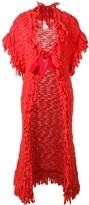 John Galliano Pre Owned 2000 knit cardi-coat