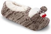 Asstd National Brand MUK LUKS Sock Monkey Slippers