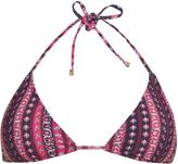 Diane von Furstenberg Amalfi bikini top