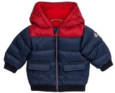 Petit Bateau Baby boy fleece-lined padded jacket