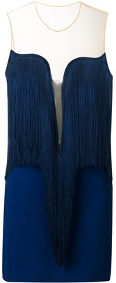 Stella McCartney Giselle fringed dress