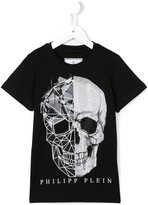 Philipp Plein 'Blank Space' T-shirt