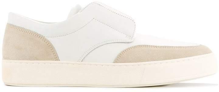 Cerruti slip-on platform sneakers