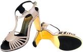 """Hexa Looker 4"""" Vegan Heel - Sahara Color"""