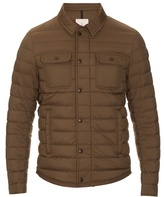 Moncler Andy Quilted-down Nylon Jacket