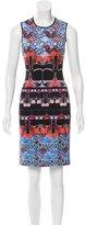 Clover Canyon Digital Print Sleeveless Dress