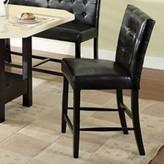 Tajana Contemporary Corner Upholstered Dining Chair Red Barrel Studio