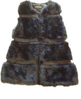 Members Only Fur Vest