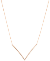 Jennifer Zeuner Jewelry Bianca Large Pendant Necklace