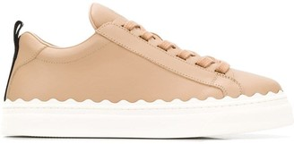 Chloé Lauren low top sneakers