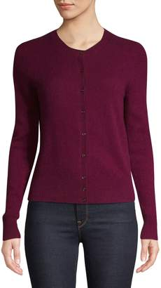 Lord & Taylor Petite Cashmere Cardigan