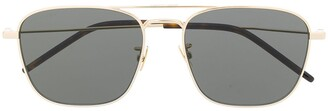 Saint Laurent Eyewear SL309 aviator-frame sunglasses