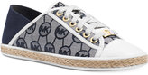 MICHAEL Michael Kors Kristy Slide Lace-Up Sneakers