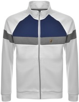 Luke 1977 Kas 1 Full Zip Sweatshirt White