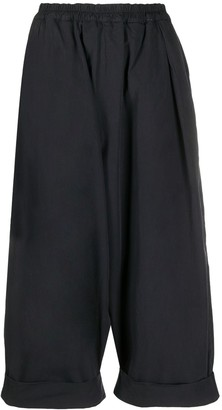 Toogood The Baker cropped trousers