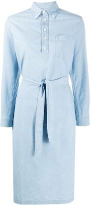 A.P.C. Pocket Shirt Dress