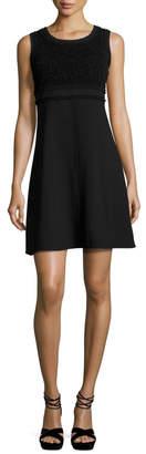 Nanette Lepore A-Line Lace Dress