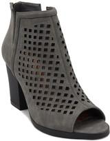Sugar Vael Women's Peep Toe Ankle Boots