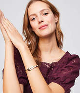 LOFT Modern Cuff Bracelet