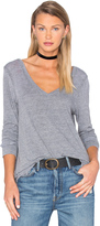 Chaser Double V Long Sleeve Tee