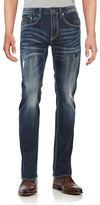 Buffalo David Bitton Evan Slim Jeans - Blue