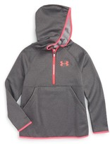 Under Armour Girl's Storm Armour Fleece Hoodie