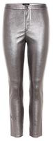Isabel Marant Julius metallic leather trousers