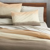 CB2 Ombre Full/Queen Duvet Cover