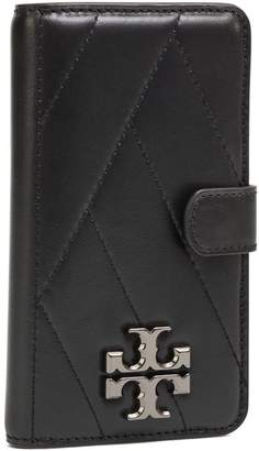 Tory Burch Kira Chevron Iphone 8 Case