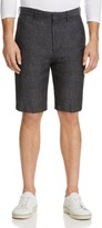 Vince Linen Relaxed Fit Shorts