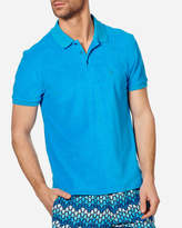 Vilebrequin Men's Terry Cloth Polo Shirt