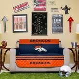 Kohl's Denver Broncos Quilted Loveseat Cover