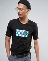 Love Moschino Polka Logo T-shirt