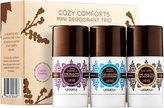 LAVANILA Cozy Comforts Mini Deodorant Trio