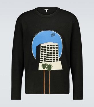 Loewe Ken Price LA Series sweater